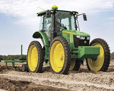 JD 5115RH Tractor