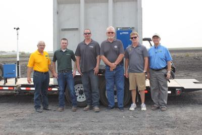 Temporary corn storage needs right equipment for success   Crop