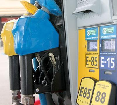 Ethanol pumps