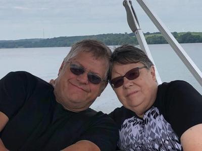 Bob and Gail Worth, Lake Benton, Minn.