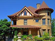 Dean's house