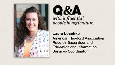 Q & A Laura Loschke