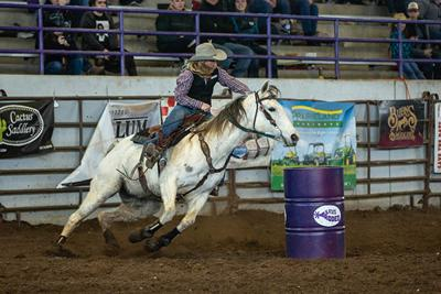 K-State to host college rodeo Feb. 14-16