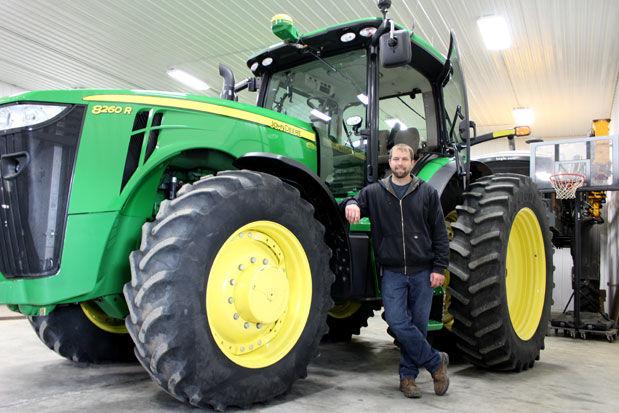 Weber tractor