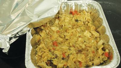 Bev's Chicken Casserole