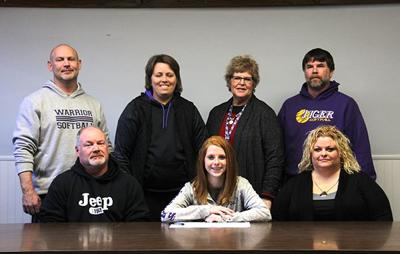 Midland softball adds a Tiger