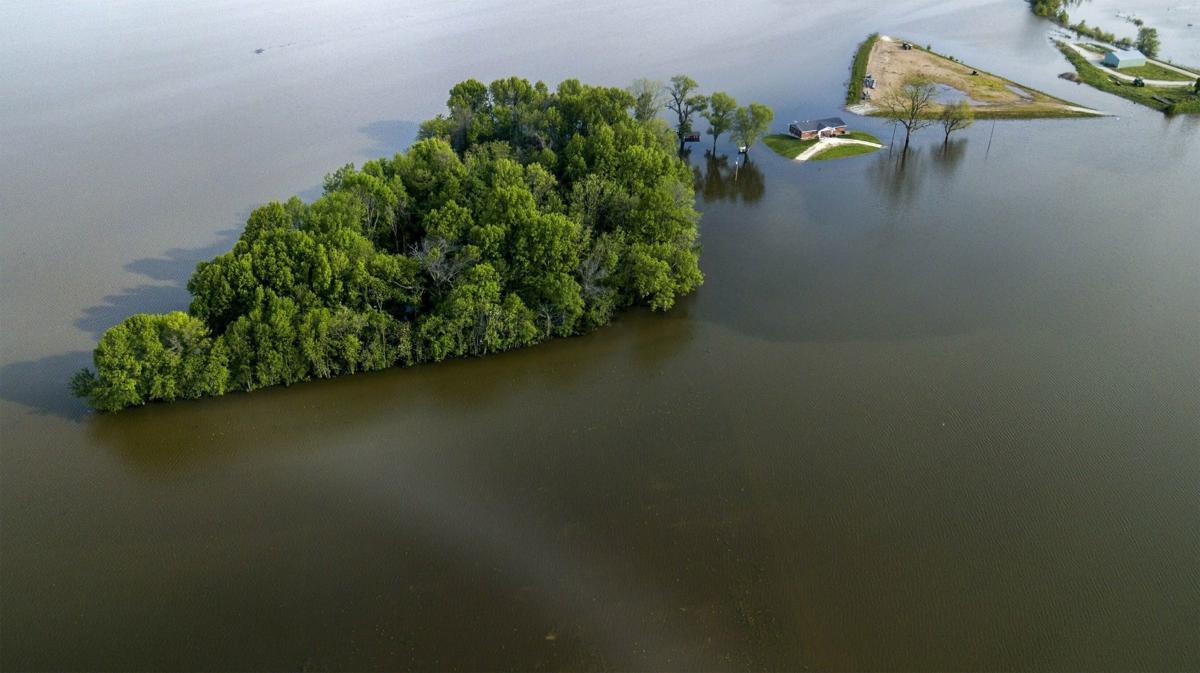 Farm floods