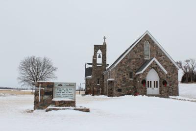 Stone Church outside