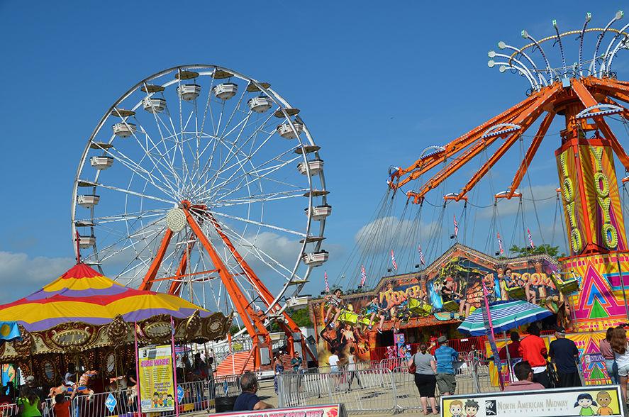 Carnival -- Dane County Fair