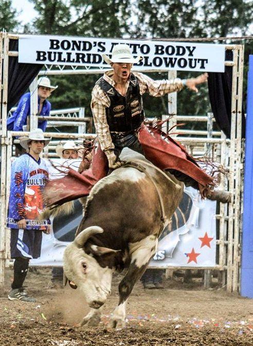 Bull Riding Blowout