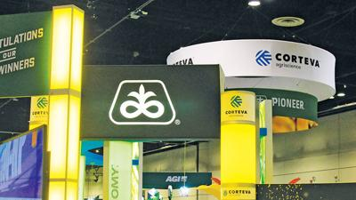Pioneer and Corteva at Commodity Classic