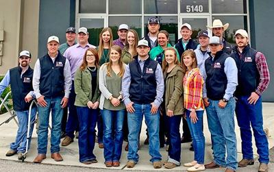 Young Stockmen learn more about beef marketing, agribusiness