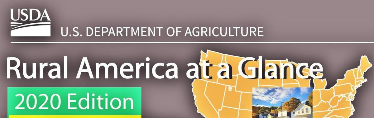 Rural America at a Glance: 2020 Edition