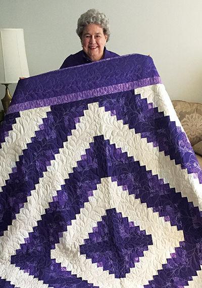 Virginia woman wins museum quilt