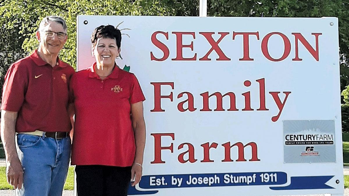 Keith and Barb Sexton