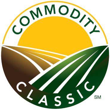 2018 Commodity Classic logo