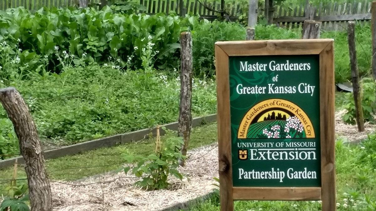 Master Gardner sign