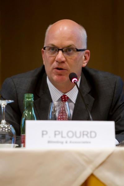 Phil Plourd, president of Blimling and Associates, Inc., Madison, Wis.