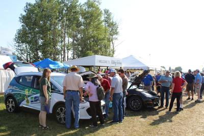 Electric Cars Farmfest 19