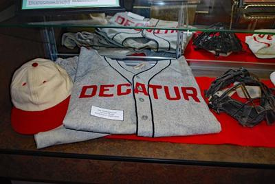 Decatur museum opener features local sports teams