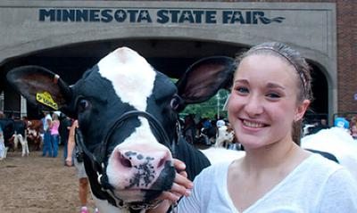 Minnesota 4-H dairy competition (copy)