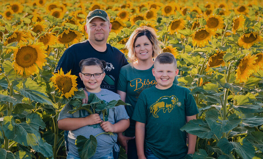 Tthe Davidson Family