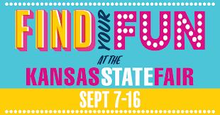 2018 Kansas state fair logo