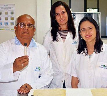 Atanu Biswas, Roselayne Furtado and Marilia Albuquerque