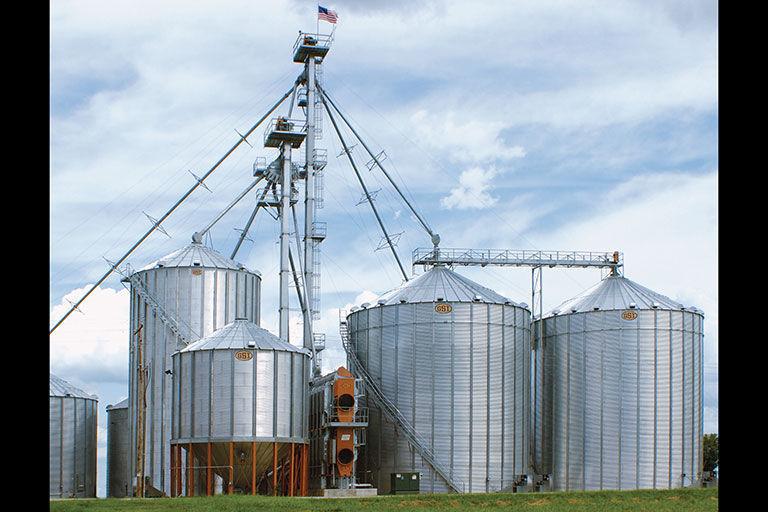 Generic Grain bins