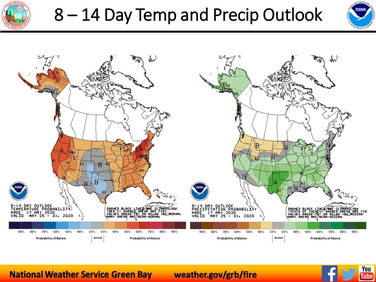 8-14-day Temp and Precip Outlook