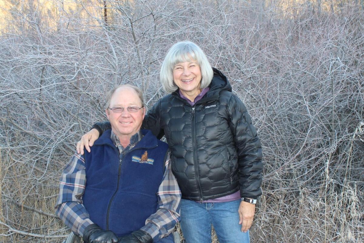 David and June Voldseth
