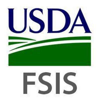 U.S. Department of Agriculture Food Safety and Inspection Service logo