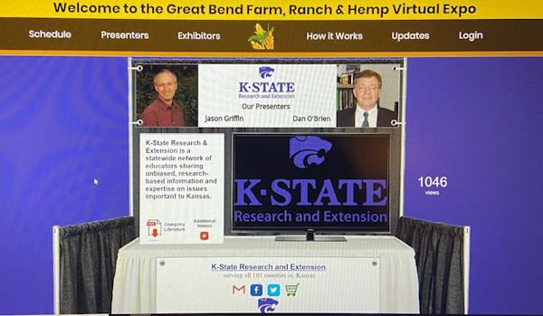 Now That's Rural Great Bend virtual farm show