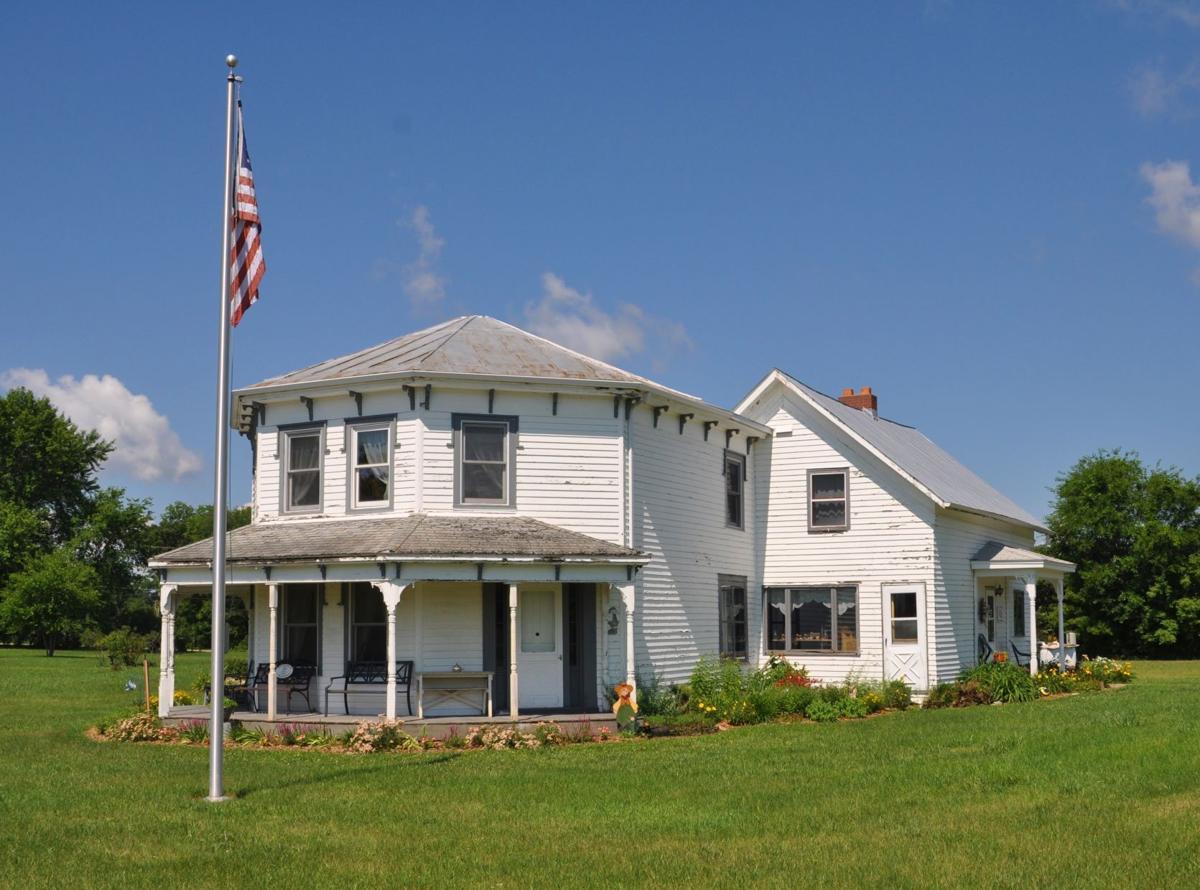 Monroe Palmer house