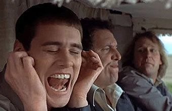 dumb and dumber movie scene