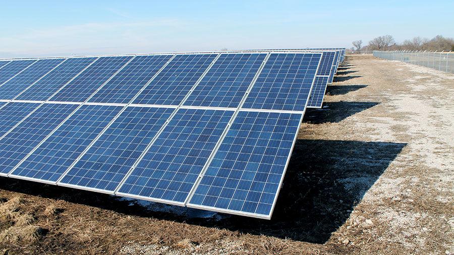 Missouri Solar panels