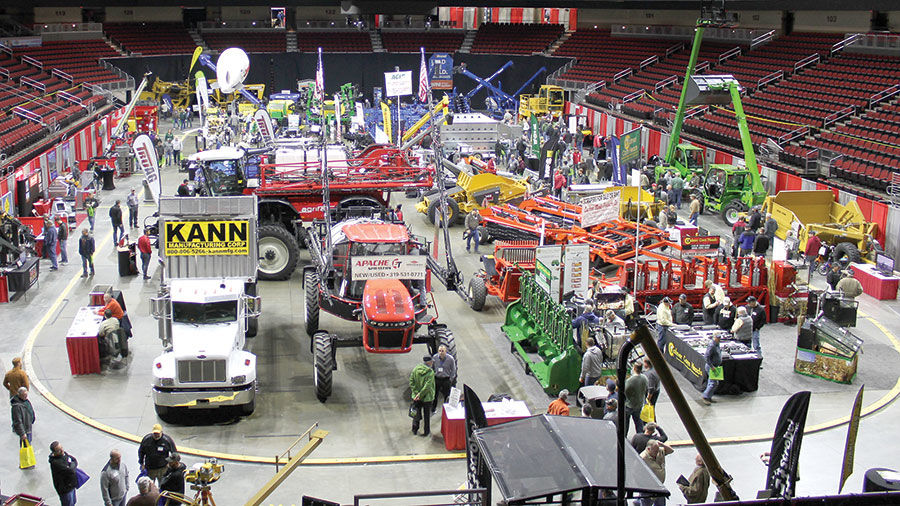 Iowa Power Farming Show