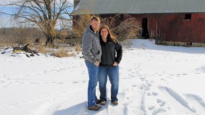 Ryan and Kristin Oberbroeckling