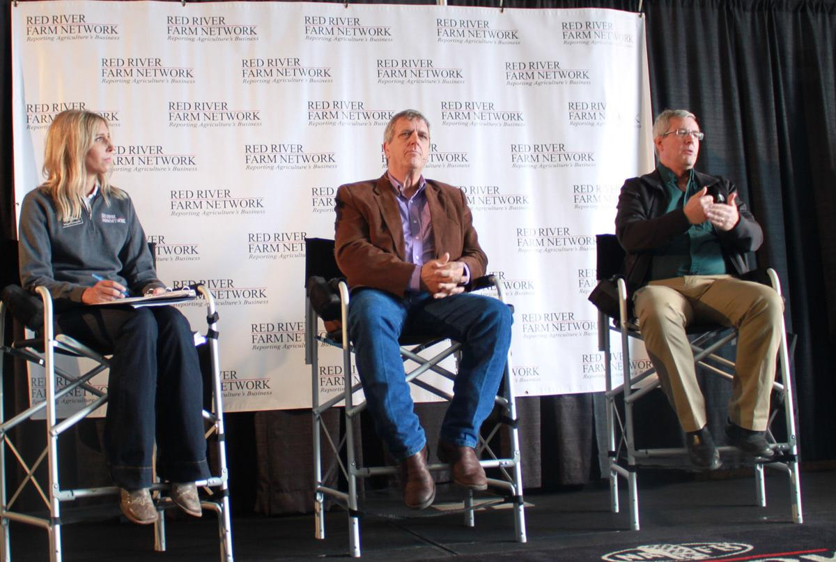 RR Farm Network discussion at Big Iron 2019
