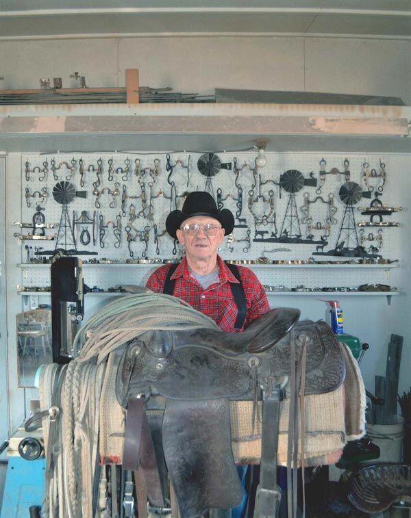 Nebraska Sandhills Cowboy Hall of Fame Chubby Dailey
