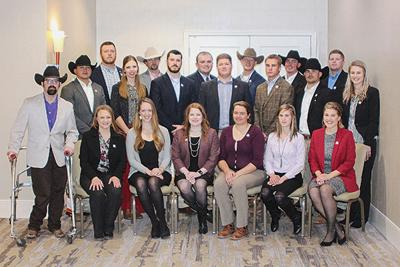 2019 Kansas Livestock Association Young Stockmen Association Graduates