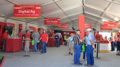 Farm Progress Show soil health photo
