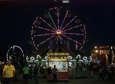 find a deal on fair carnival tickets at clay county fair state