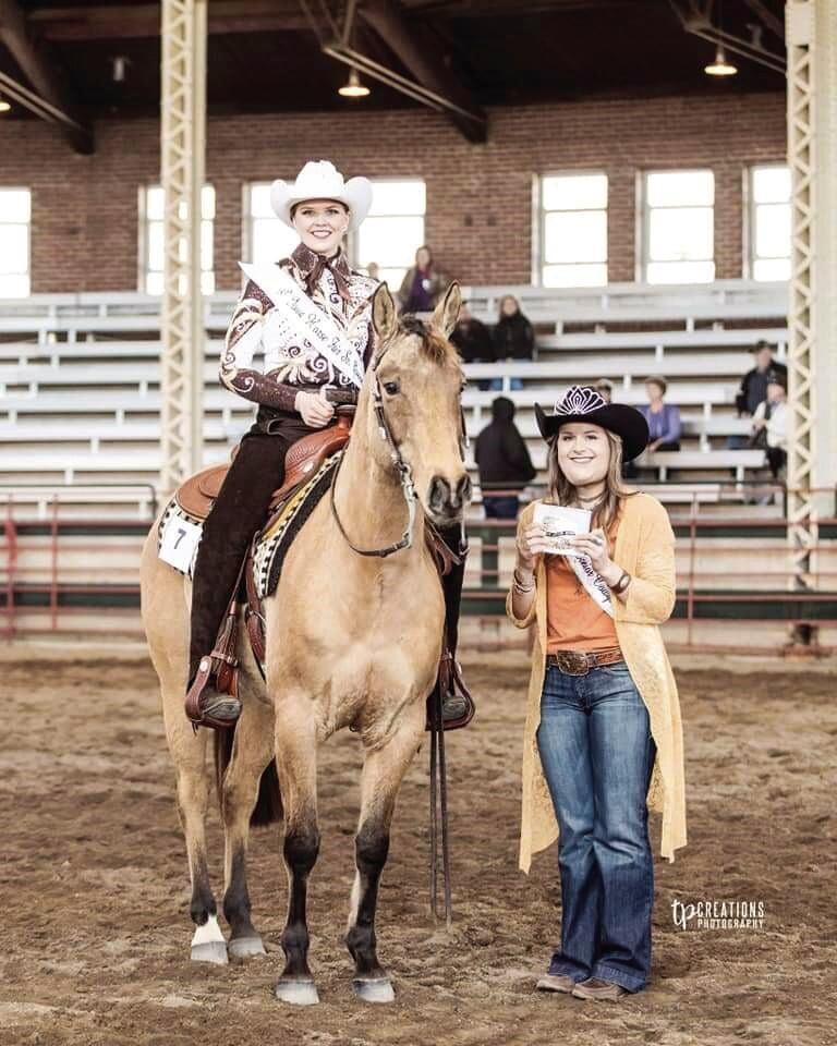 Iowa Horse Fair Queen 1