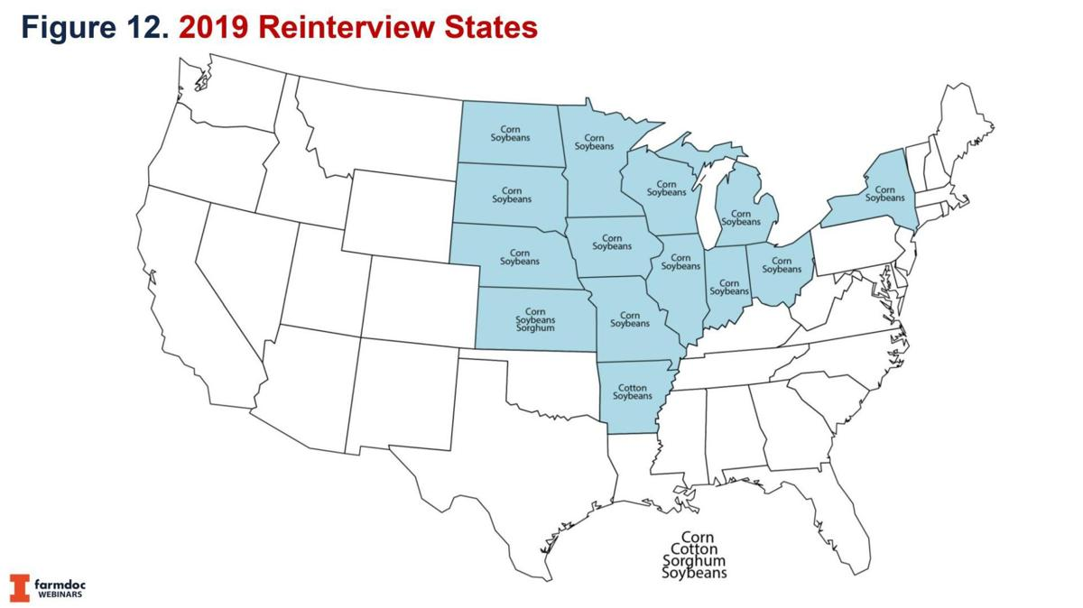2019 Re-interview states