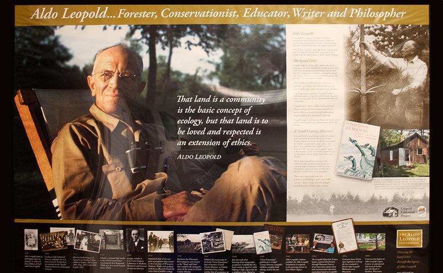 Leopold Center history