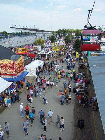 Clay County Fair: Clay County Fair is billed as 'the best it's ever been'