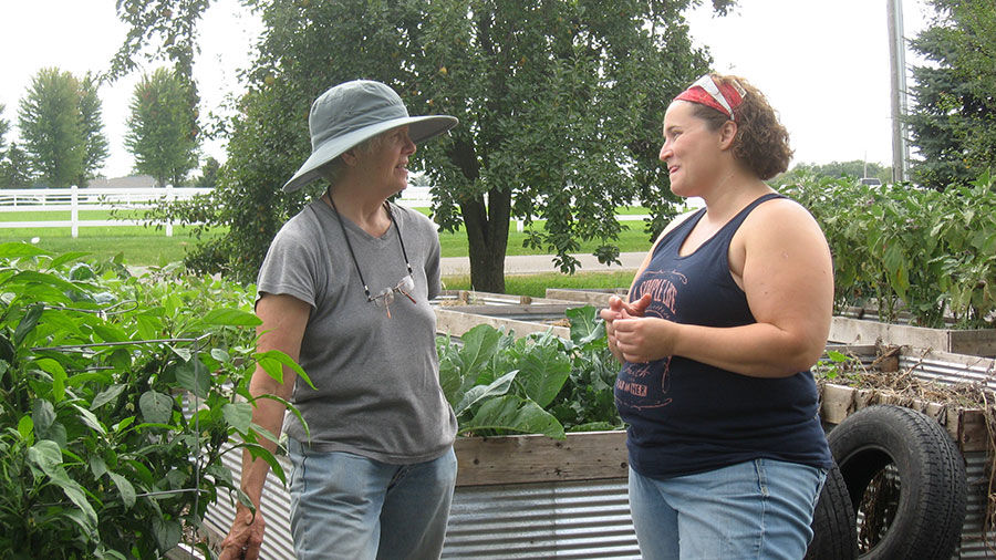 conservation tours are popular part of Women, Land and Legacy