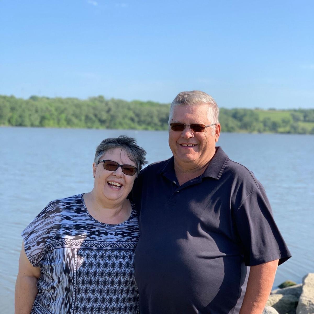Gail and Bob Worth, Lake Benton 2020