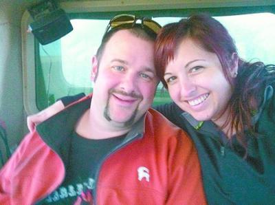 Mark Rohrich and Jenny Dewey (copy)